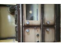 Stanley stove (oil fired range)