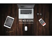 PROFESSIONAL WEB DESIGN | Your Pride, Your Competitor's Envy | 5* Rated
