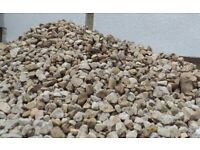 STONE CHIPPINGS BEIGE