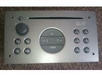 Vauxhal corsa radio