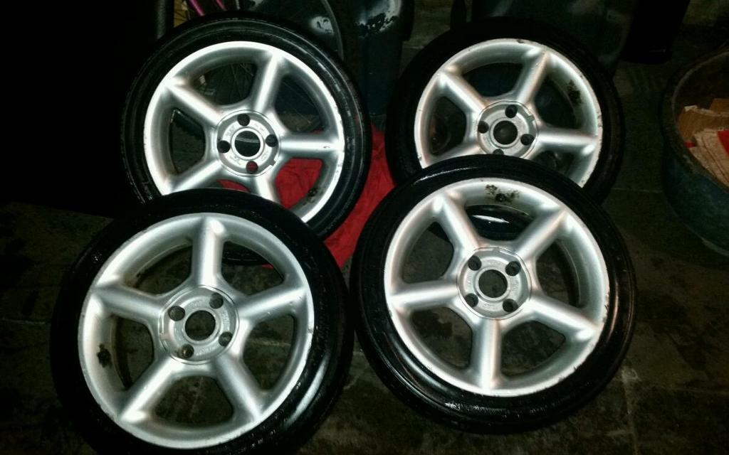 Ford Mondeo 16 Inch Alloy Wheels Alloys Rs Turbo Escort