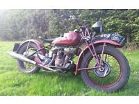 Indian scout 741b 1941