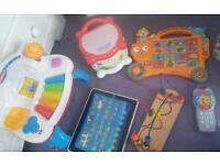 6 item Toy bundle