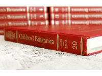 Childrens Britannica 1-20 Full Set 1973