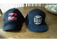 Billabong caps for sale. (Bnnw)