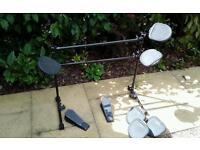 Electronic Drum Kit Frame & Pads