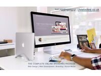 PROFESSIONAL FREELANCE WEB DESIGN based near Camden - Full online branding packages - Web developer