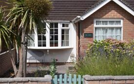 Cornish house by sandy beach - 3 beds - £425 per week in September