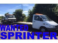 Toyota hilux & Toyota hiace wanted
