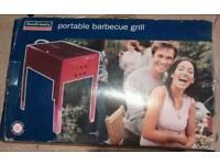 B boxed portable bbq