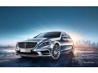 PCO Car For Hire,PCO Car Hire,PCO Licensed Car For Hire,Mercedes S Class,Mercedes S Class LWB AMG