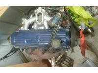 Ford Pinto Race engine & P100 gearbox