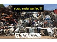 Scrap metal collection , IF ITS METAL WE WANT IT