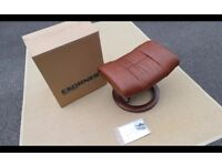 Brand New Ekornes Stressless Footstall,Please Check My other items,Can Deliver