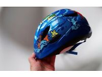 ABUS boy bike helmet 46-52cm - smallest size