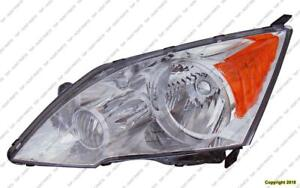 Head Light Driver Side Honda CRV 2007-2011