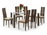 GORGEOUS Dining Set, Table & 4 Chairs, Excellent Condition, CAYMAN