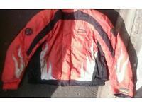 Hien Gericke XL motorbike Jacket