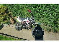 Demon X 110 cc pitbike