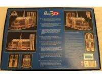 3D Jigsaw Puzzle-Notre Dame Cathedral