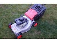 Flymo quicksilver lawnmower