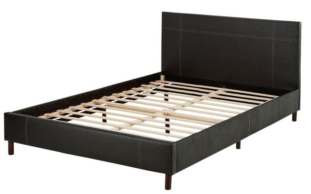 Ex Display Argos Home Erica Small Double Bed Frame Black