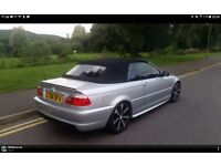 BMW 3 SERIES 318I M SPORT CONVERTIBLE 2006