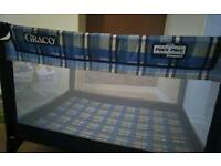 Graco Pack and Play cot
