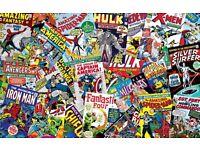 100+ comics