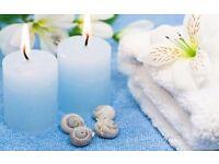 Amazing massage by a bubbly massseuse