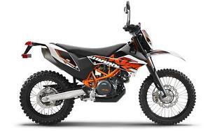 2016 KTM 690 ENDURO R 30$/sem