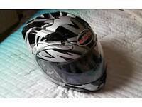 Kids bike arashi helmet