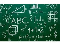 Qualified examiner and High school Mathematics teacher with slots available for tutoring (GCSE, KS3)