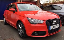 Audi A1 1.4 TFSI SPORT 3 Door, 7 Speed DSG/S-TRONIC 122PS + £6460 of options - ONE OWNER FROM NEW