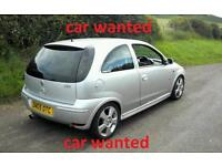 Cheap project car wanted