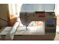 Brother Embroidery Machine Innovis 750E