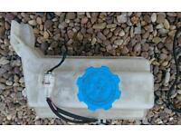 I/C water spray tank intercooler mist pump subaru impreza wrx sti newage.
