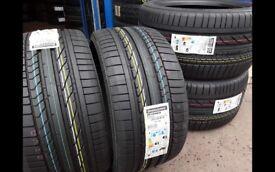 Bmw tyres / Bridgestone Runflat 275x35x19 x 2/ new tyres-Rm138dr