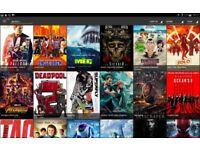 KODI 4K Android tv box 2gb/16gb o/s 7.1.2