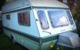 Caravan - Elddis Hurricane GT