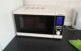 Microwave silvercrest 800W with grill