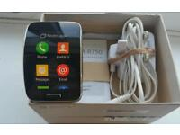 Samsung Galaxy Gear S SM-R750 smartWatch- UNLOCKED (works with s3 s4 s5 s6 s7, note 3 4, etc)