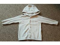 Immaculate Boys cardigans