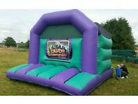 Disco domes.bouncy castles.inflatable slides.zorb balls