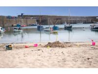 SUMMER HOLIDAYS 2018 FOR UP TO 4 IN PICTURESQUE MOUSEHOLE NEAR PENZANCE