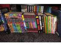 Books (priced in groups seperately from £3-£15)