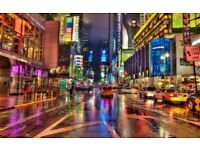 Two cut-price single flights to New York City in January