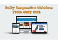 Expert Web Designs -> Fully Responsive Websites FROM ONLY £125 down or £299 ALL IN!!