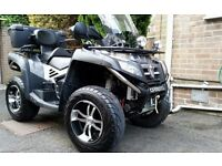 2012 Quadzilla x8 Road legal quad