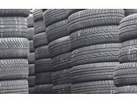 Part worn tyres / 15/16/ singles from £15-- ( collection from barking )